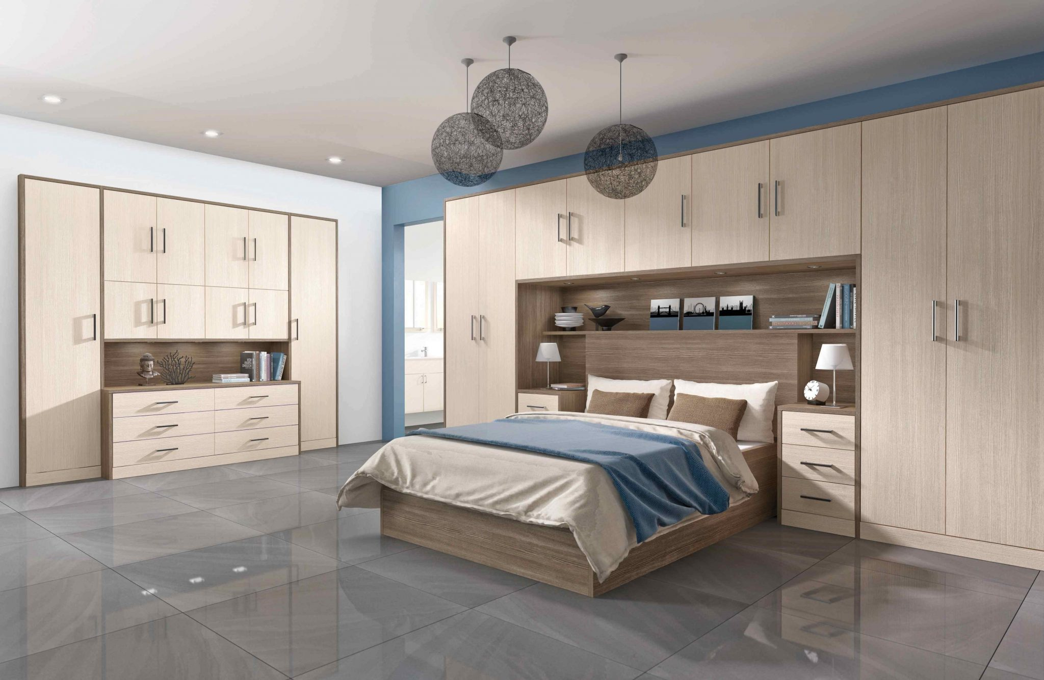 Fitted Bedrooms Fitted Furnitures Loft Bedrooms Walk