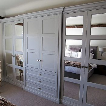 fitted bedrooms in west london