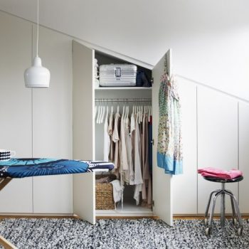 loft wardrobes in london