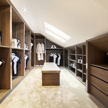 loft wardrobes in west london