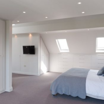 Fitted wardrobes in north london