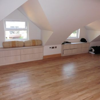 loft bedrooms in london