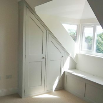 loft wardrobes in east london