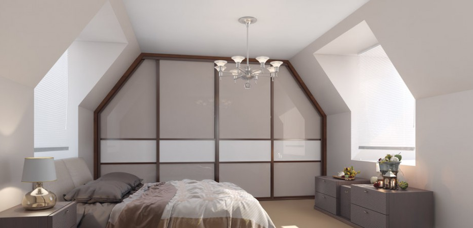 Loft Wardrobes Fitted Furniture Loft Bedrooms Walk