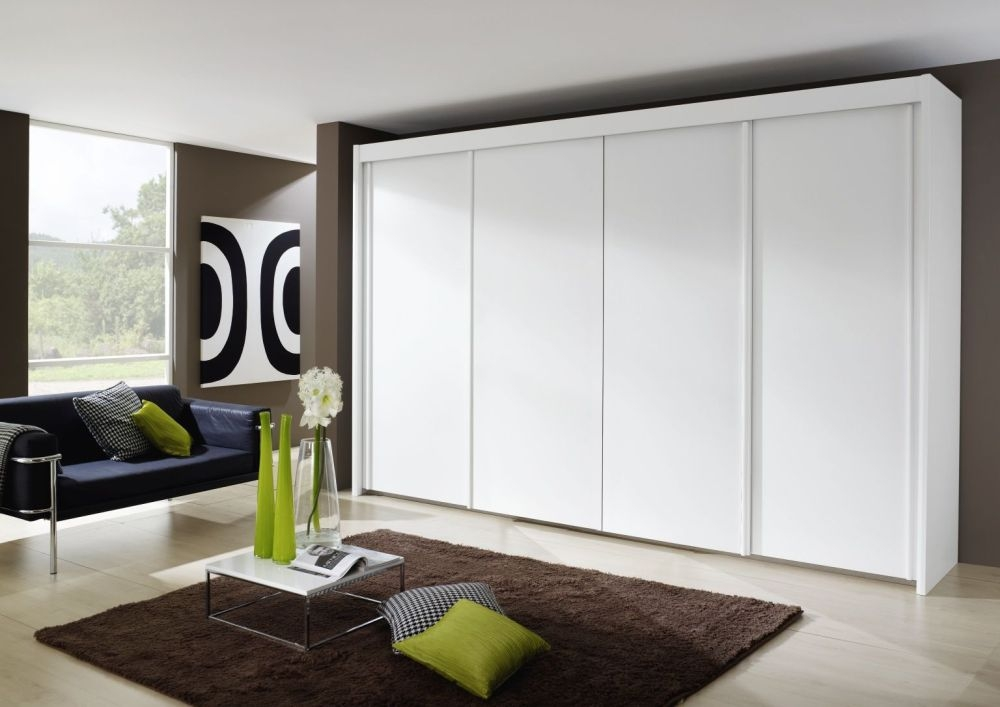 sliding wardrobes London