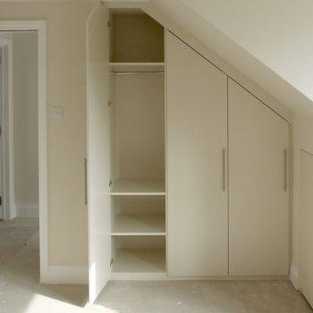Loft Wardrobes london