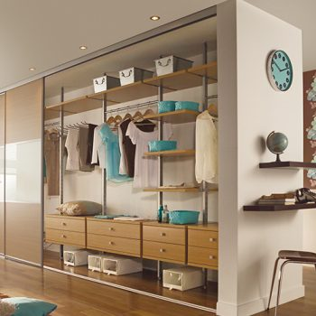 fitted wardrobes in london
