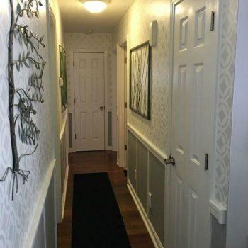 hallway decoration