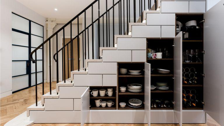 Under Stair Storage Solutions London Beautiful Bedrooms